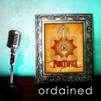 Ordained cover art