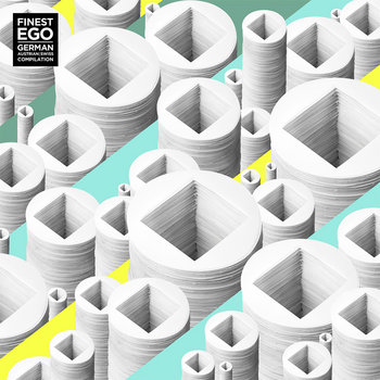 Finest Ego | German / Austrian / Swiss Compilation cover art