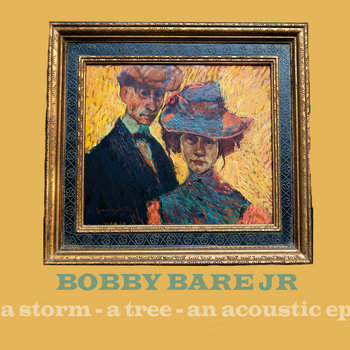 a storm - a tree - an acoustic ep-FREE cover art