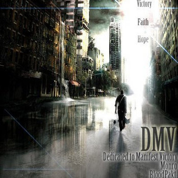 DMV: Dedicated to Manifest Victory cover art