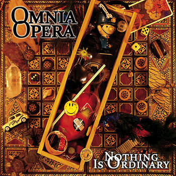 Nothing is Ordinary cover art