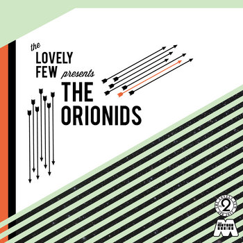 The Orionids cover art
