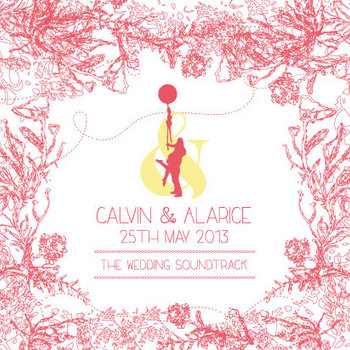 Calarice Wedding Soundtrack cover art