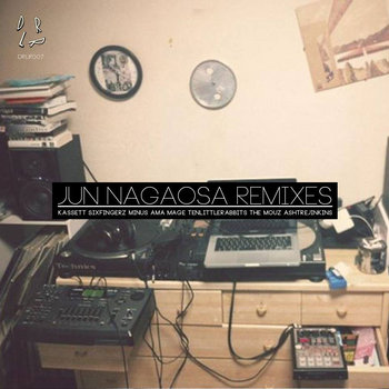 Jun Nagaosa Remixes cover art