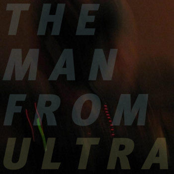 THE MAN FROM ULTRA//LIVE cover art