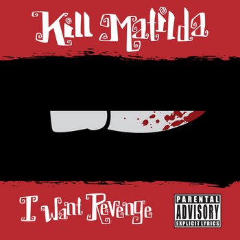 I Want Revenge cover art