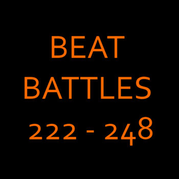 beat battles 222 - 248 cover art