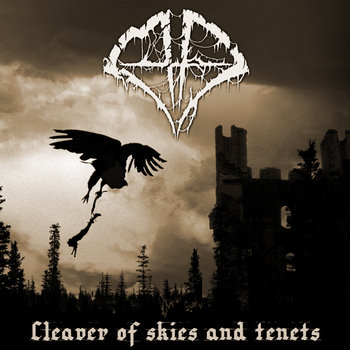 Cleaver of skies and tenets cover art