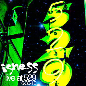 Live at 529 - 6/30/10 cover art