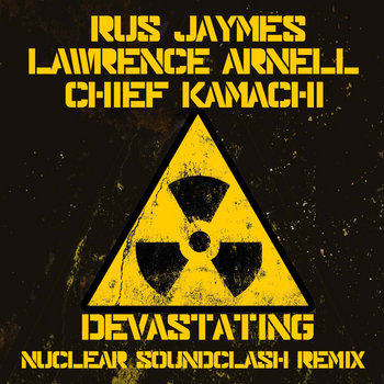 Rus Jaymes &quot;Devastating&quot; Remix Single cover art