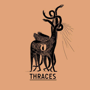 THRACES cover art