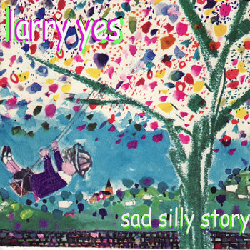 sad silly story cover art
