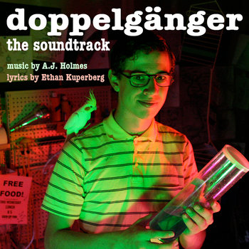 Doppelganger: The Soundtrack cover art