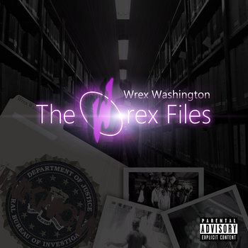 The Wrex Files cover art