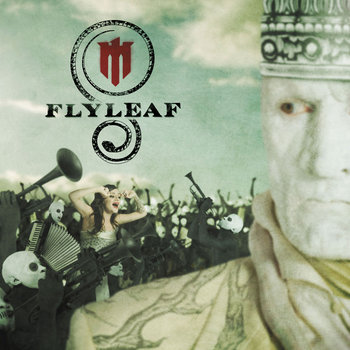 FLYLEAF-MEMENTO MORI (OCTONE/A&M RECORDS) cover art