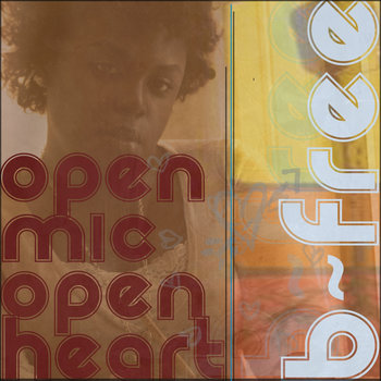 Open Mic, Open Heart cover art