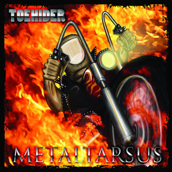 Metaltarsus cover art