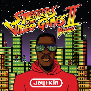 SNEAKERS AND VIDEO GAMES 2 cover art