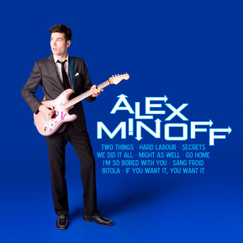 Alex Minoff cover art
