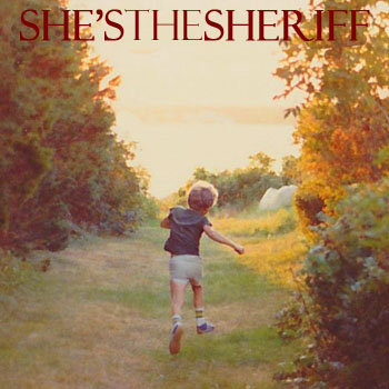 She's The Sheriff cover art