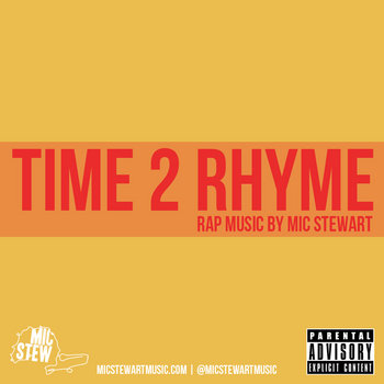Time 2 Rhyme [2011] cover art