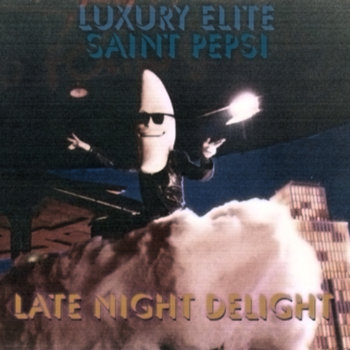 LATE NIGHT DELIGHT cover art