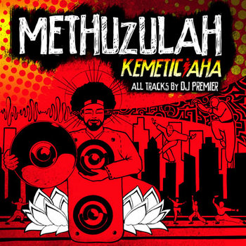 KEMETIC AHA cover art