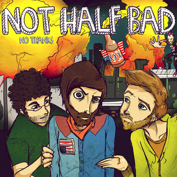 No Thanks EP cover art
