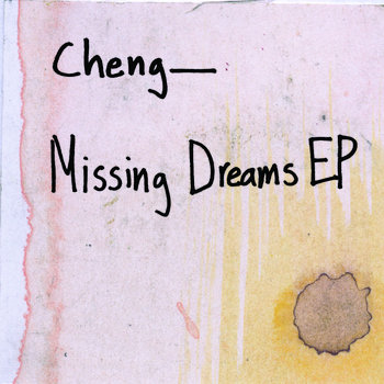 Missing Dreams EP cover art