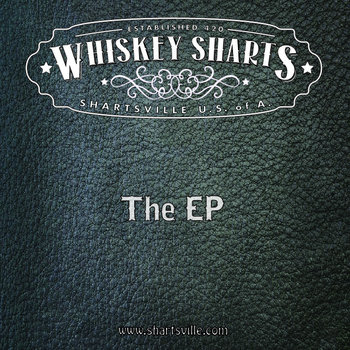 The EP cover art
