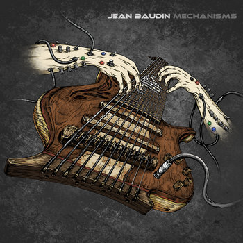 Mechanisms cover art