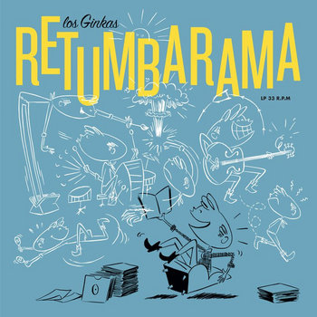 Retumbarama cover art