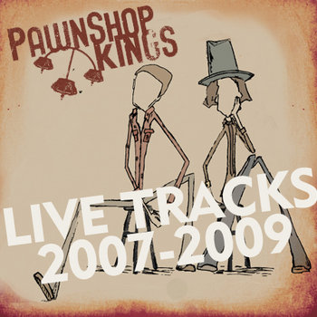 Live, &#39;07-&#39;09 cover art