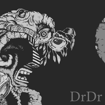 DrDr EP cover art