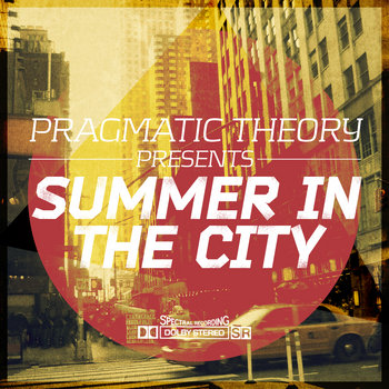 Summer In The City cover art