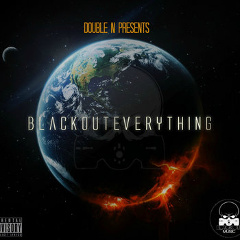 BLACKOUT EVERYTHING cover art