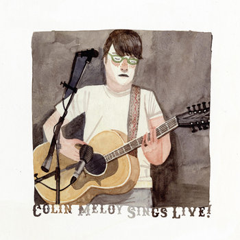 Colin Meloy Sings Live! cover art
