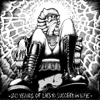 20 YEARS OF NKS : part 1 - DIGITAL PUNKCORE SIDE [NKS prod 100] cover art