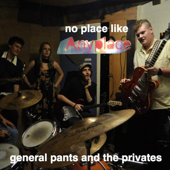 No Place Like Anyplace cover art