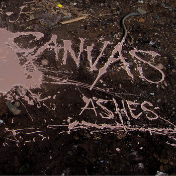 Canvas | Ashes LP cover art