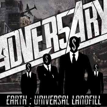 EARTH: Universal Landfill cover art