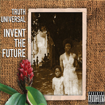 Invent the Future cover art