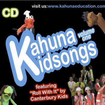 Kahuna Kidsongs cover art