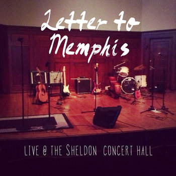 Live @ The Sheldon Concert Hall cover art