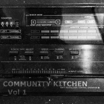 Community Kitchen Vol 1 cover art