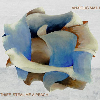 Anxious Math cover art