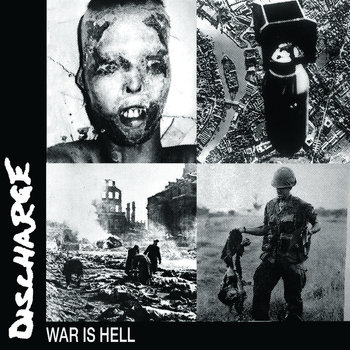 War Is Hell cover art
