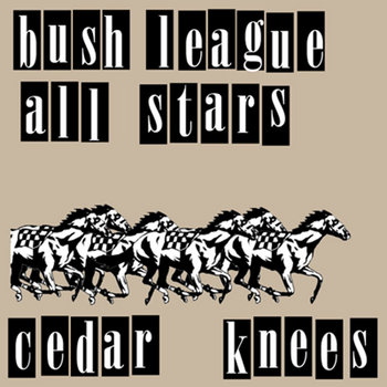 cedar knees cover art