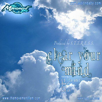 Clear Your Mind x L.S. cover art