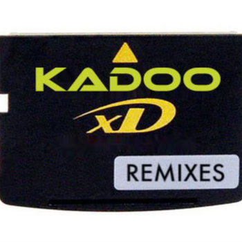 Remixes -01 cover art